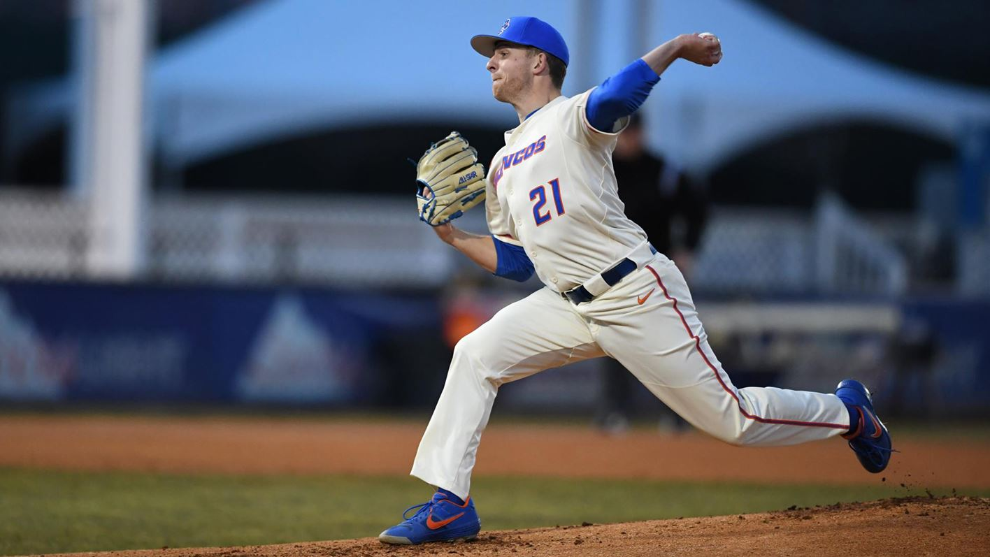 Cal Poly Adds Third Boise State Transfer To Baseball Team Cal Poly